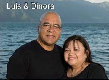 Luis and Dinora Martinez